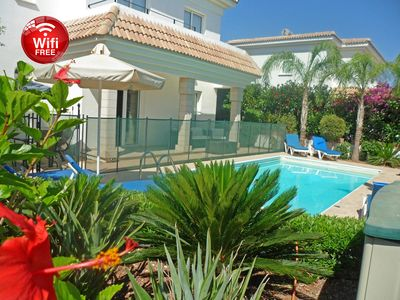 Photo for Villa with pool safety fence and Wifi.  DISCOUNTS AVAILABLE