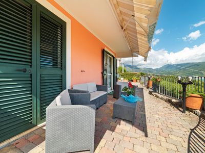 Photo for Pleasing Apartment in Villammare with Terrace