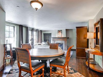 Photo for Light fills this 2-bedroom residence in Beaver Creek Mountain Lodging's newest property. Ascent #305