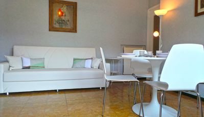 Photo for Arco - Close to beach & restaurants. Air conditioning, balcony for outdoor lunch