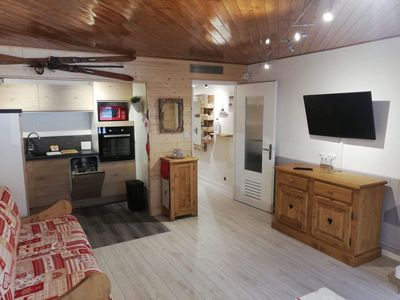 Photo for Large Studio renovated with private garage