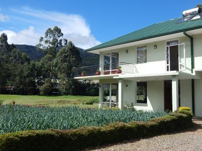 Photo for A very Comfortable clean quiet holiday home at a reasonable price in town