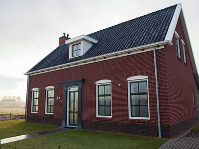 Photo for Detached villa in the Oosterschelde National Park