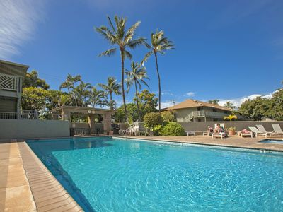 Photo for Kihei Bay Surf #257 Remodeled 2nd Flr Studio, Part. Ocean View, Great Rates!