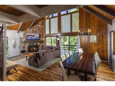 Photo for Grass Valley Retreat: Chic Mountain Chalet with Lake Rights!