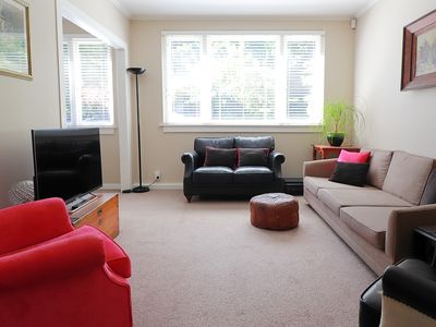 Photo for Spacious Mt Eden Apartment (Furnished Rentals NZ)
