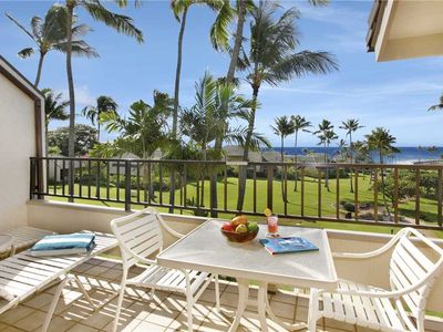 Photo for Poipu Vacation Rental Newly Kitchen Remodeled Ocean View *Kahala 632*