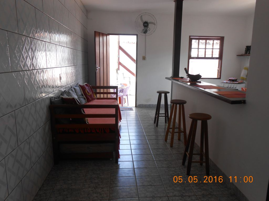 cozy apartments and complete in the center of Paraty.