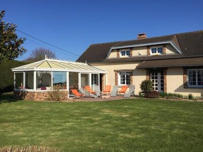Photo for Gite Saint-Jouin-Bruneval, 4 bedrooms, 8 persons