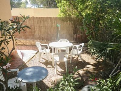 Photo for Maisonette with terrace, sea at 300m, quiet and family environment