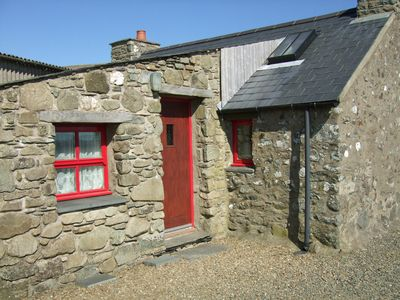 Photo for Bwthyn Bach cottage, Treleidyr Holiday Cottages, coastal cottage near to