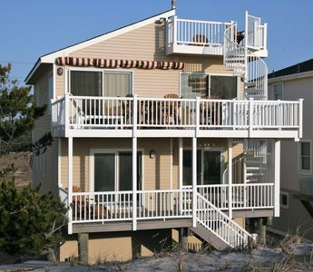 Photo for Best Oceanfront in Holgate! no fees, no taxes