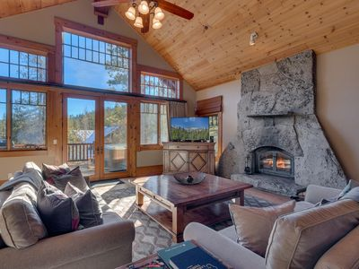 Photo for Summit Lodge  - Deluxe 4 BR in Squaw with Hot Tub - Must See!