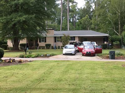 Photo for A cozy single family house located just in the center of Augusta!