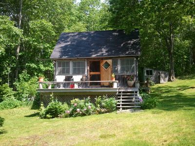 Photo for 1BR Cabin Vacation Rental in Hope, Maine