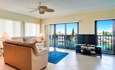 Photo for Land's End 401/4-Top floor amazing corner-Remodeled-Double size balcony!