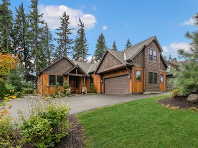 Photo for Great Value on the Course!  5BR w/3 King Mstrs | Private Hot Tub | WiFi