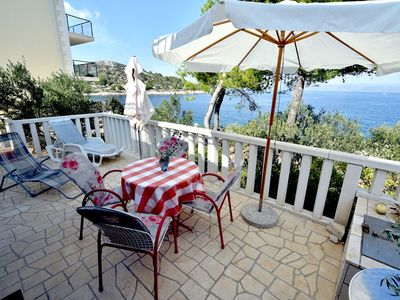 Photo for 2BR Apartment Vacation Rental in Island Solta, Island Solta