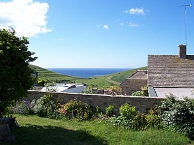 Photo for Cottage in Worth Matravers, Isle of Purbeck, Dorset with Sea Views