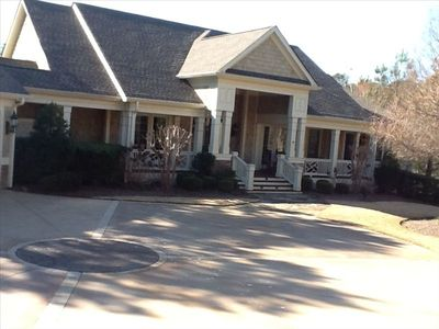 Photo for Enjoy Family Get- Togethers  in Luxurious Reynolds Plantation Lake Front Home-