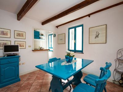 Photo for The Turquoise House, a nest in the heart of the old Alghero