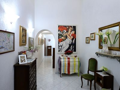 Photo for Elegant apartment in the hearth of Rome at 5 minutes from Colosseum