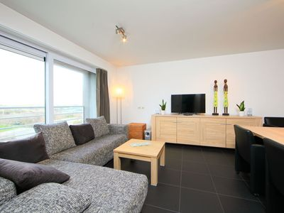 Photo for Cosy apartment for 4 people with WIFI, TV and balcony