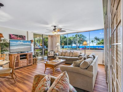 Photo for Maui Getaway w/ Ocean View, Full Kitchen, Cable TV, WiFi