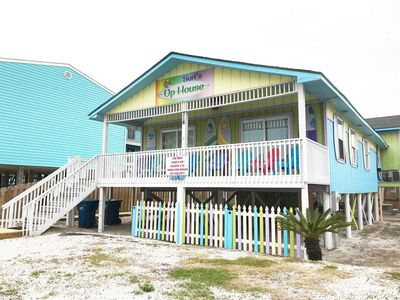Photo for House + Adjoining apartment w/ Beach views, private pool, sleeps up to 16 guests