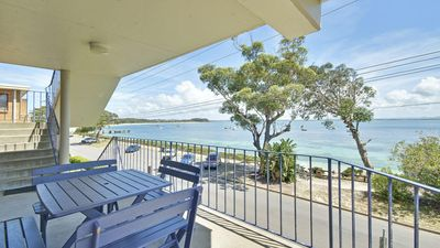 Photo for Shoal Towers, 6/11 Shoal Bay Rd - Stunning water views & perfect location