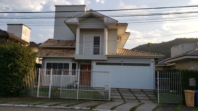 Photo for House 3 suites condominium with jacuzzi 1000m from the beach of Novo Campeche
