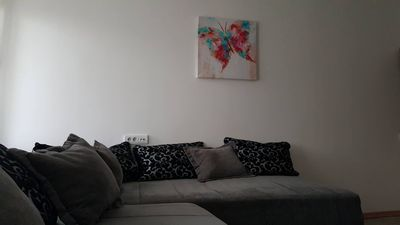 Photo for Convenient theme apartment - 5 min walk from main bus station