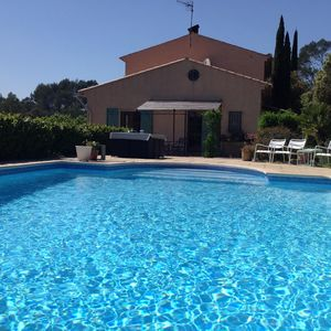 Photo for Pool house with private pool and garden for maximum 3 persons