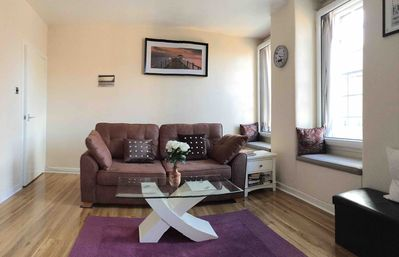 Photo for Spacious sunny private room with en-suite plus balcony in  the heart of  Old Tow