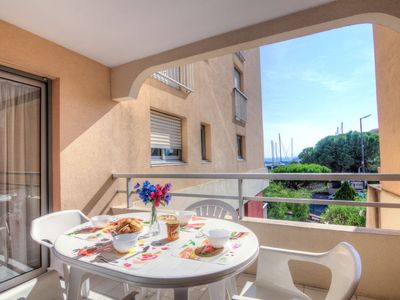 Photo for Apartment Le Capitole in Fréjus - 4 persons, 1 bedrooms