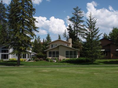 Photo for Ski Big Mountain, Golf Meadow Lake, Or Visit Glacier From This Family Home