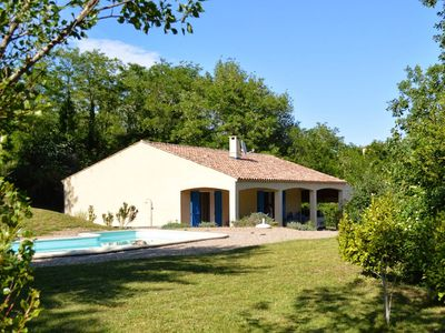 Photo for Modern Villa in Le Poujol-sur-Orb with Private Pool
