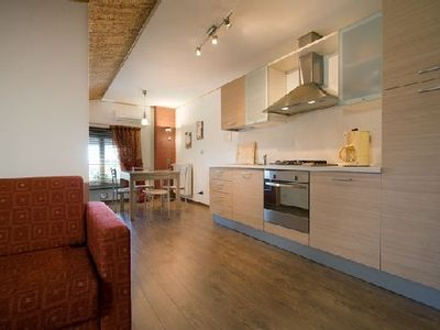 Photo for Holidays in Cividale del Friuli, charming apartment, 500mt  from historic center