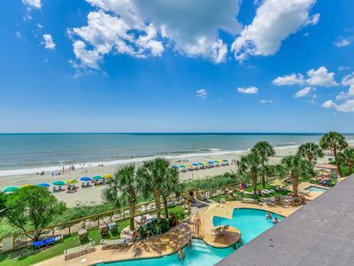 Photo for Luxury 2 bed 2 bath w/ Oceanfront Master (deluxe) - by Luxury Beach Rentals