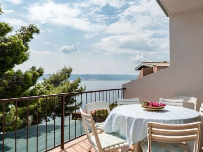 Photo for Apartment for 6 persons with sea view