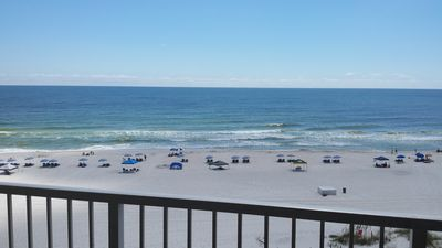 Photo for Beautiful Beach Front With Huge Balcony 3 BR/ 2 BA