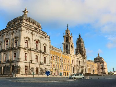 Photo for Palace View Apartment- Downtown Mafra