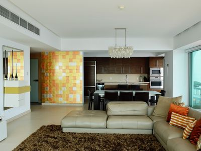 Photo for Gorgeous Beach-Front Apartment with Breathtaking Views of Puerto Vallarta´s Bay