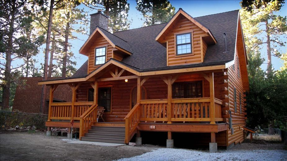 vacation cabin snow pin in california cabins rental big bear lake for rent summit