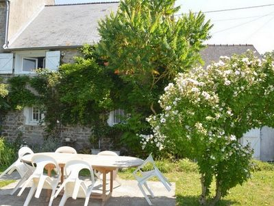 Photo for 2BR Cottage Vacation Rental in Saint-Vaast-la-Hougue, Normandie