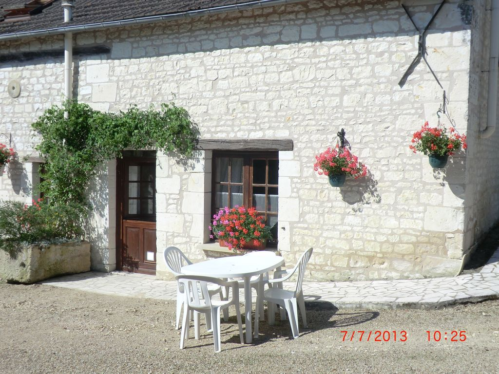 ALTEA ADJOINING COTTAGE 4 PERS. HEATED POOL IN THE HEART OF castles of the Loire
