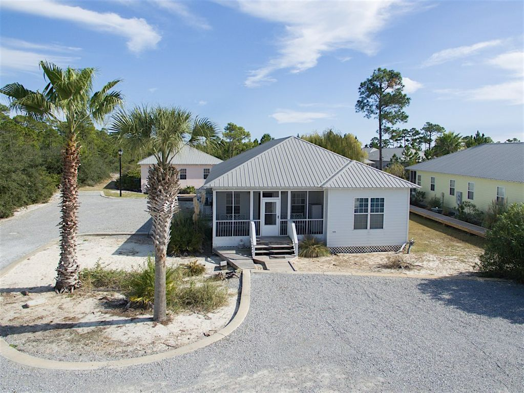 3br 2ba Gulf Shores Cottage At The Rookery Steps From