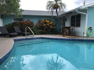 Anna Maria 2 Family Home w/ pool, beach/3 blocks.