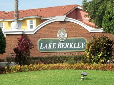 Photo for 'Florida Funshine' - Your Home Away From Home! Lake Berkley Resort - FREE WiFi