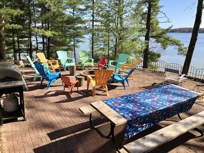 Photo for Duck Lake home with 7 bedrooms that sleeps 14 people in beds, incredible views!!